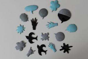 青と黒とその間